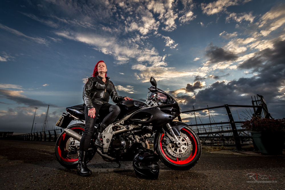 motorcycle photography for  The Biker – Robert Taylor Motorcycle Photographer